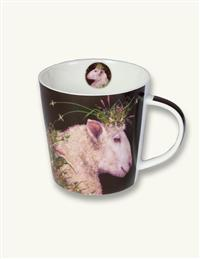 Flora And Fauna Mug (Alpine Sheep)