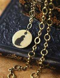 Le Chat Noir Necklace