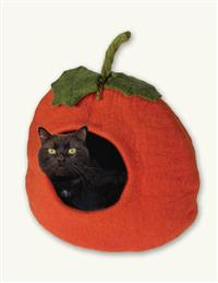 Pumpkin Patch Cat Cave