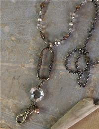 Parisienne Lanyard Necklace