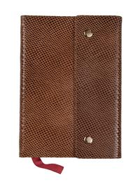 Browning Leather Journal