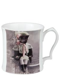 Mercedes Animal Fancy Mug