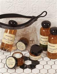 Traveling Apothecary Toilette Set