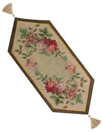 French Jacquard Runner