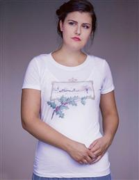 Hopeless Romantic Holly Tee