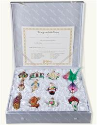 Happy Home Ornament Collection (Set Of 12)