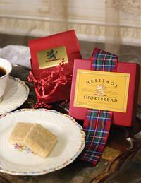 Willow Mcgrain's Heritage Shortbread Cookie Box