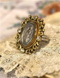 Lady Of Guadalupe Ring