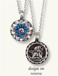 Mariana Angel Birth Month Necklace