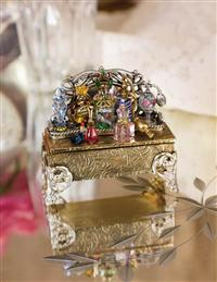 Perfumerie Trinket Box