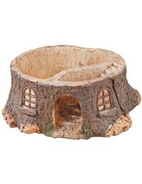 Enchanted Stump Planter