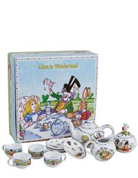 Wonderland Curiosities Mini Tea Set