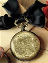 Solid Perfume Pocketwatch (Tuberose)