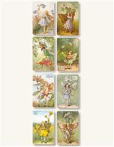 Flower Fairy Stickers