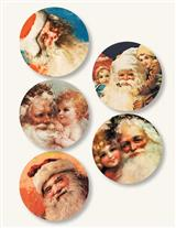 St Nick Stickers