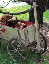 French Farm Cart