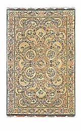 China Plates Rug 5'9X8'9 & Shiping Im