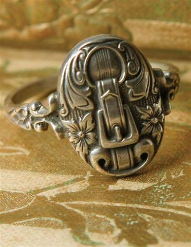 Whimsy Ring