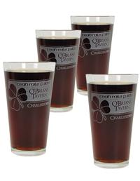 Custom Irish Tavern Tumblers