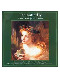 The Butterfly Celtic Cd