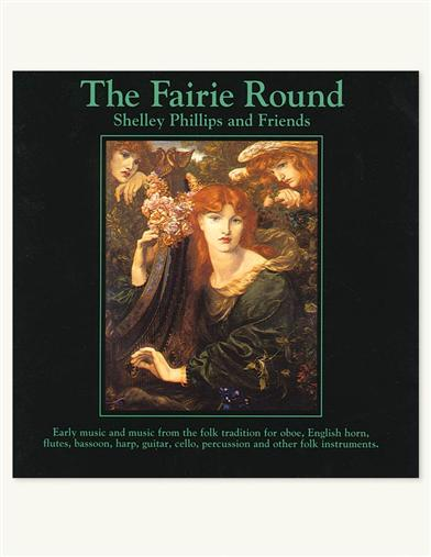 The Fairie Round Celtic Cd