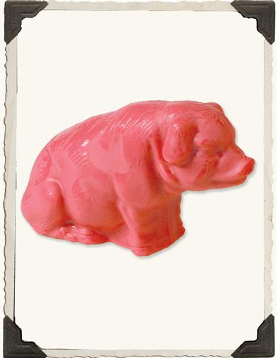 Peppermint Pig (Replacement Pig)