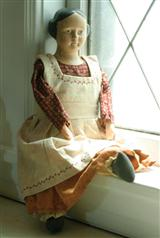 Gertie Colonial Doll