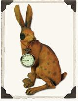 Old Hare Clock