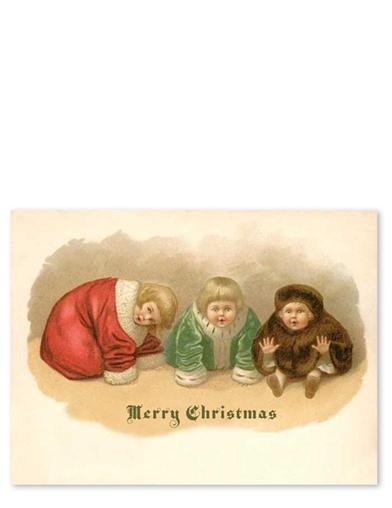 Cozy Christmas Wishes (Pkg Of 10 Holiday Cards)