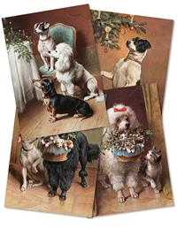 Reichert Dogs (Pkg Of 12 Holiday Cards)
