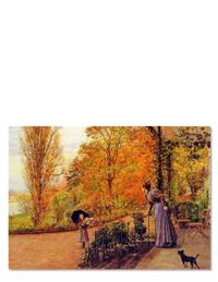 Women & Trees (Pkg Of 6 Thanksgiving Cards)