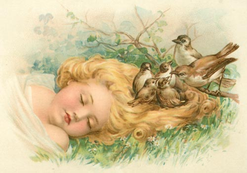 Dreaming Of A Peaceful Eastertide.