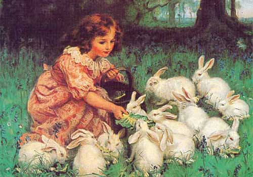 Sharing Easter Happiness...